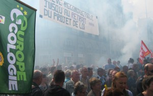 Rennes manif
